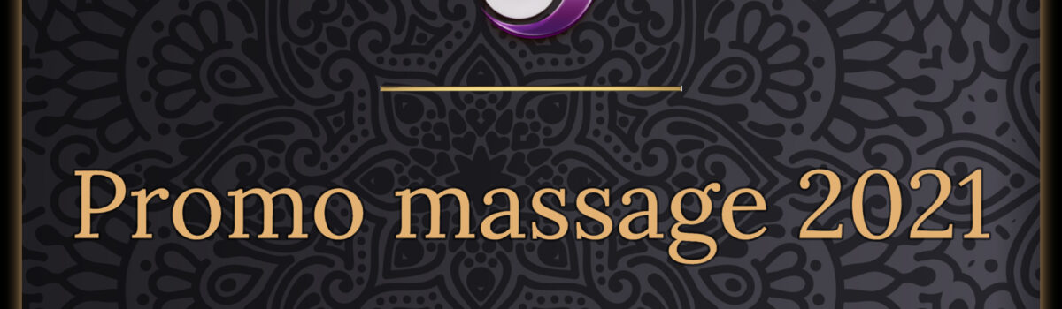 Promo massage 2021